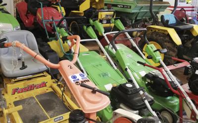 Instalaciones del Centro: Dotación de maquinaria y equipos