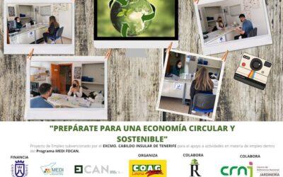 El CRNJ colabora con la COAG Canarias apostando por el empleo y la sostenibilidad
