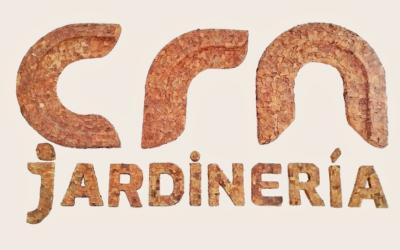 Nuevo letrero del CRN de Jardinería elaborado por nuestro alumnado