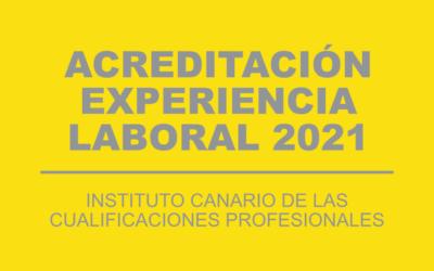 Procedimiento de acreditación de competencias profesionales adquiridas a través de la experiencia