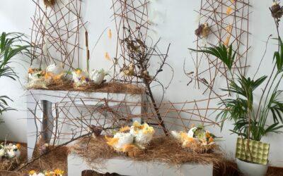 El arte de las composiciones florales como principal motor del negocio de las floristerías